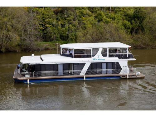 Charter Boat / Yacht - Discovery 1, Tuakau Landing (Inland North Island)