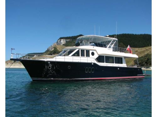 Charter Boat / Yacht - Activa, Viaduct Harbour (Auckland & Hauraki Gulf)