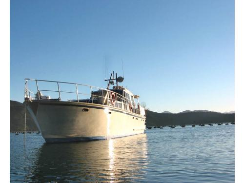 Charter Boat / Yacht - Foxy Lady Cruises , Paihia (Bay of Islands, Northland)