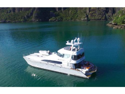 Charter Boat / Yacht - Bucket List Charters, Opua (Bay of Islands, Northland)